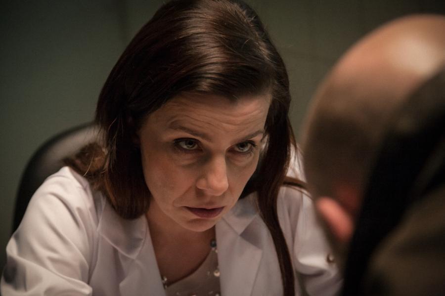 """Agata Kulesza w filmie """"Służby specjalne"""" / VUE Movie Distribution"""