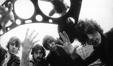 Pink Floyd w 1967 roku