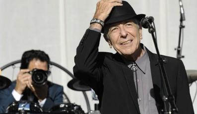 Leonard Cohen jeszcze wolniej, czyli normalnie