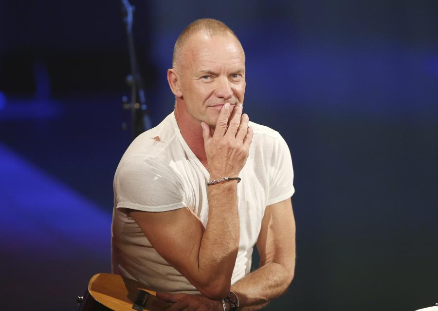 Sting otrzymał nominację do Rock and Roll Hall of Fame