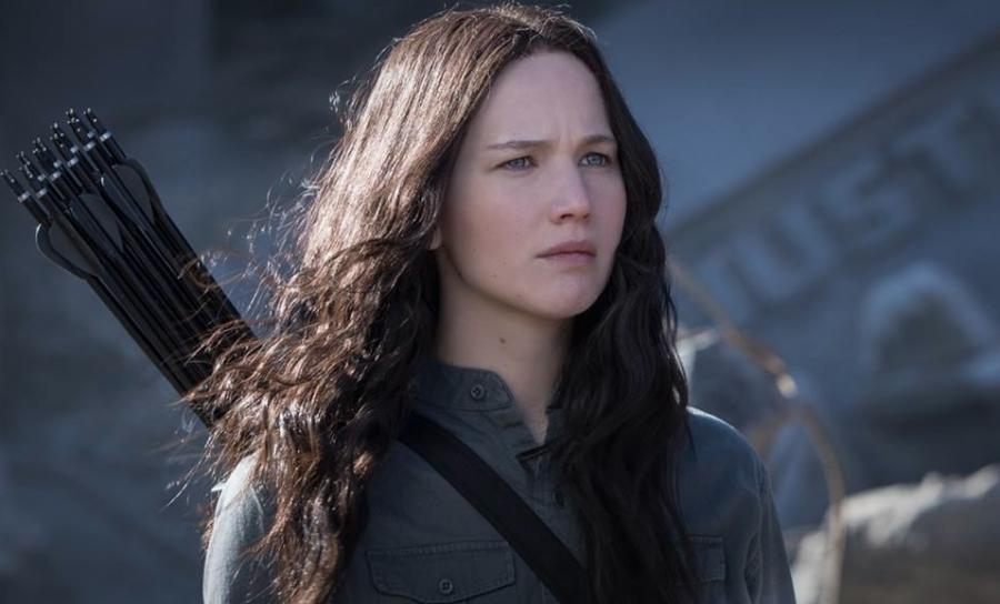 Katniss Everdeen rusza na ratunek Peecie...