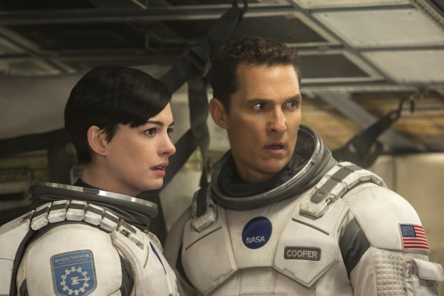 "5. ""Interstellar"""