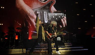 Queen z Adamem Lambertem na 26 koncertach w Europie