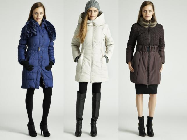 19ac2bd6b3 Ciepło i elegancko  kurtki i płaszcze z kolekcji Quiosque - Zdjęcie ...