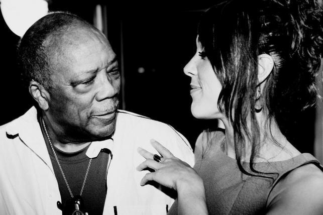 Quincy Jones wychwala Zaz: Ona ma prawdziwie bluesowy głos