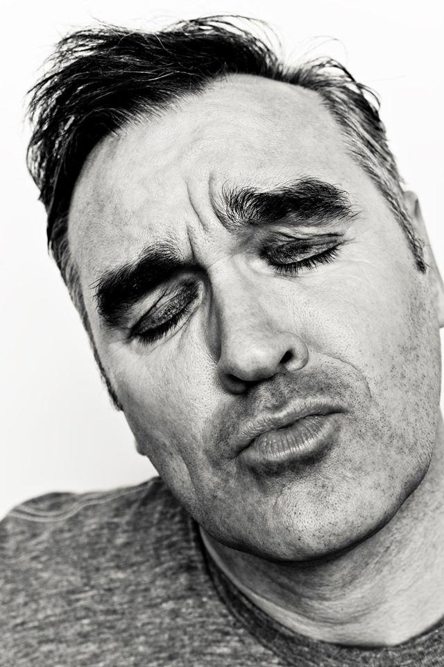 Wrażliwy bufon. Morrissey dwa razy w Polsce [ZDJĘCIA]