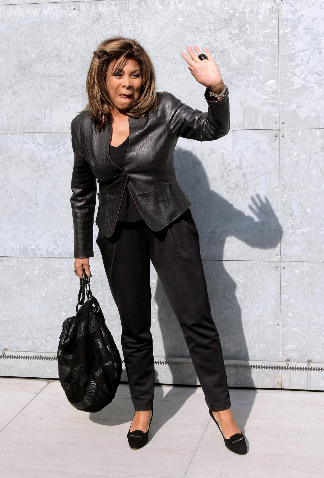 Tina Turner kończy 75 lat! (na zdjęciu z roku 2011)