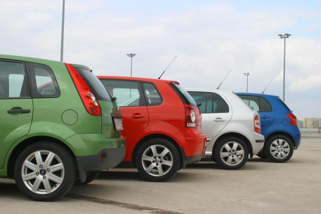 Najmniej awaryjne auta w wieku 10-11 lat - raport TUV 2015
