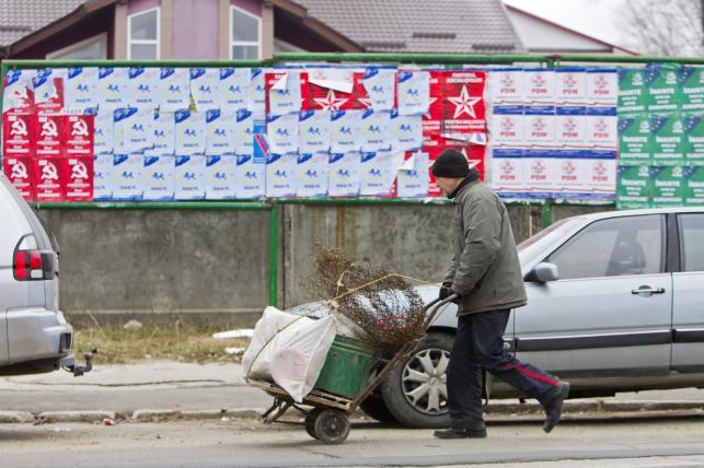 Ruchem bezwizowym od 28 kwietnia cieszą się już Mołdawianie, którzy w niedzielę wybiorą nowy parlament
