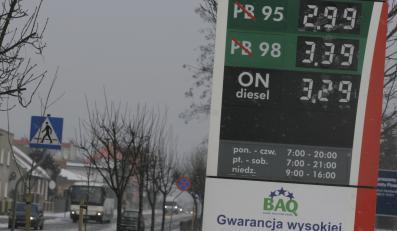 Ceny paliwa w 2009 roku