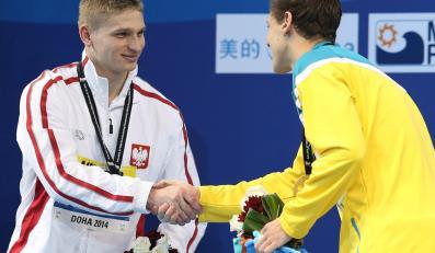 Radosław Kawęcki mistrzem świata