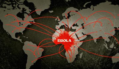 Wirus eboli z Afryki na inne kontynenty - epidemia