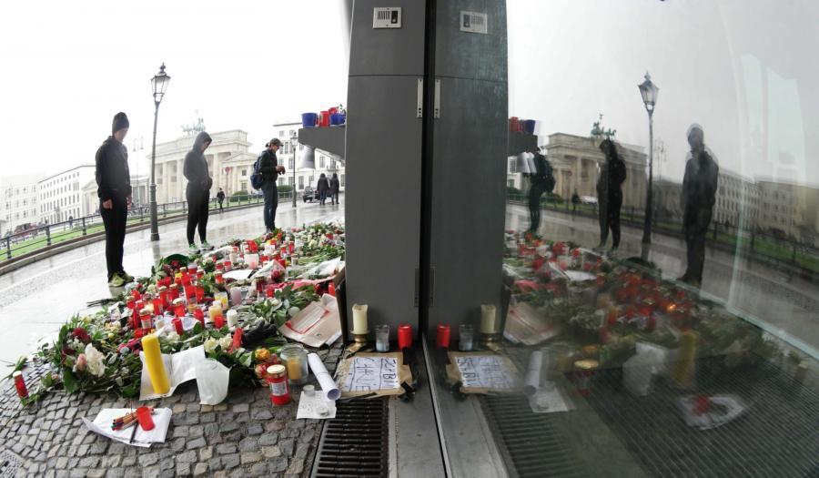 Niemcy. Świat w reakcji na zamach we Francji