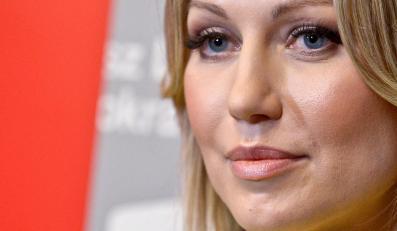 Magdalena Ogórek, kandydatka SLD w wyborach na urząd prezydenta Polski