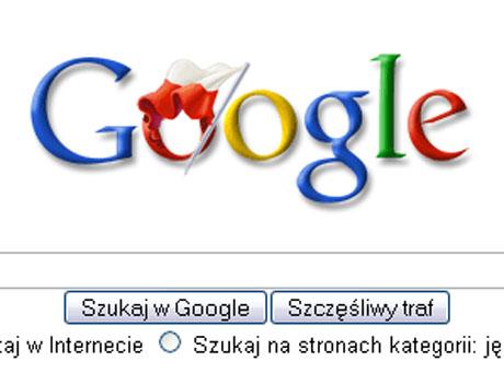 Google też obchodzi Święto Niepodległości