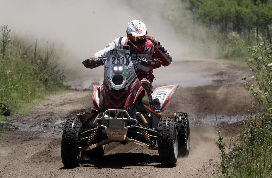 Rafał Sonik wygrał Rajd Dakar