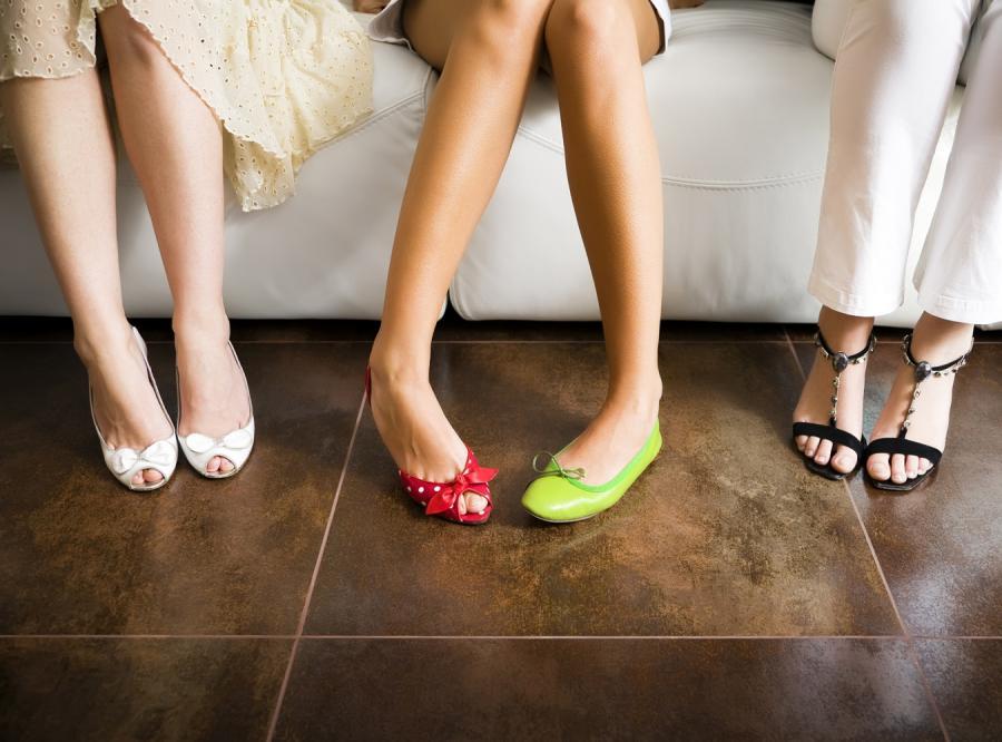 Nasze buty winne pogorszeniu klimatu