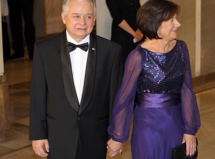 Prezydent do żony: Maleńka, maluszku...