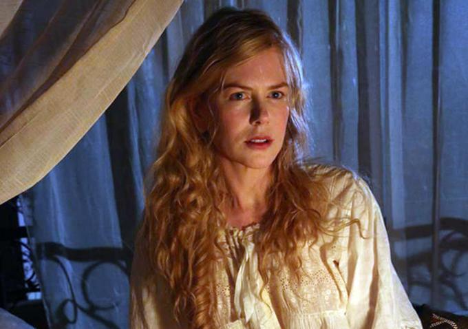 Nicole Kidman na pustyni