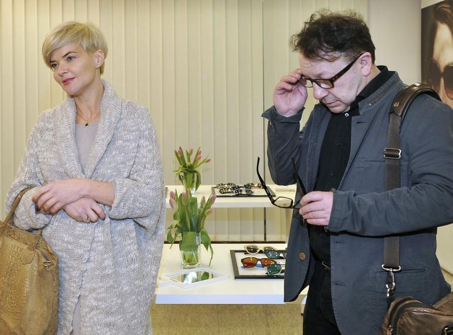 Monika Zamachowska, Zbigniew Zamachowski