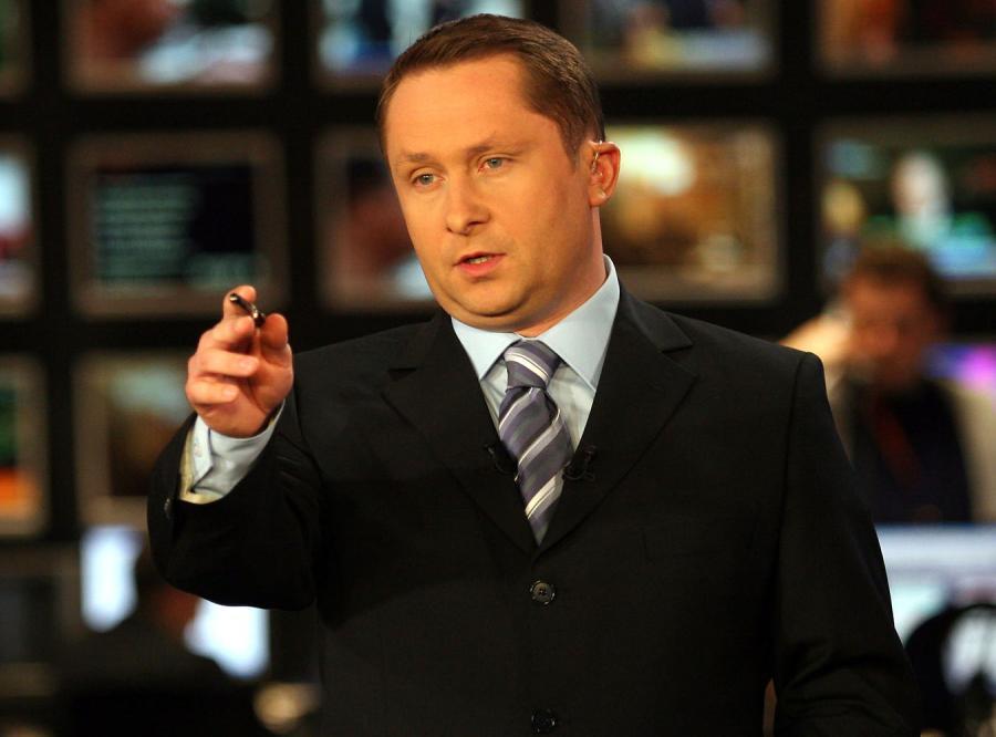 Kamil Durczok po raz kolejny został najpopularniejszym prezenterem telewizyjnym