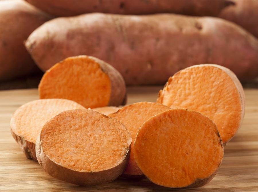 3. Słodkie ziemniaki są doskonałym źródłem beta-karotenu