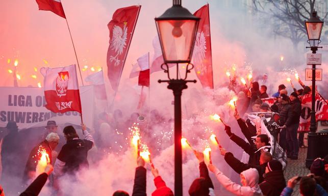 Obchody święta Żołnierzy Wyklętych. Tak Polska oddała cześć bohaterom. ZDJĘCIA