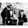 """""""Piękna, szczęśliwa rodzina"""" – piszą internauci w komentarzach po zdjęciem opublikowanym przez Alicię"""
