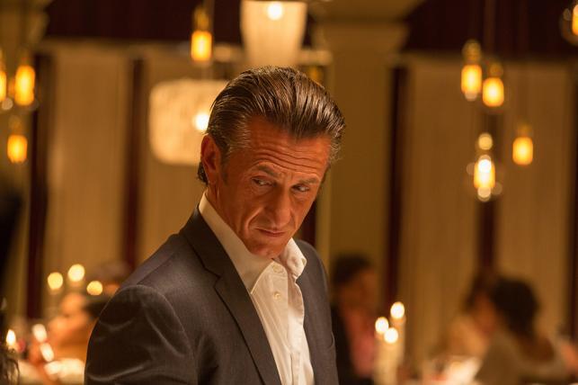 """Sean Penn w filmie """"Gunman: Odkupienie"""""""