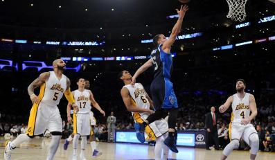 Dallas Mavericks - Los Angeles Lakers