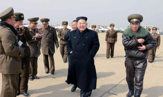 Korea grozi atakiem. Czołgi i amerykańscy żołnierze drażnią Kim Dzong Una. ZDJĘCIA