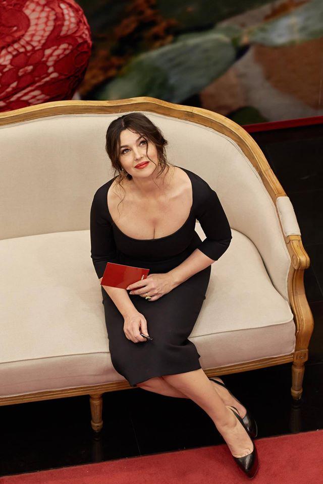 Monica Bellucci – jedna z najseksowniejszych gwiazd kina wszech czasów