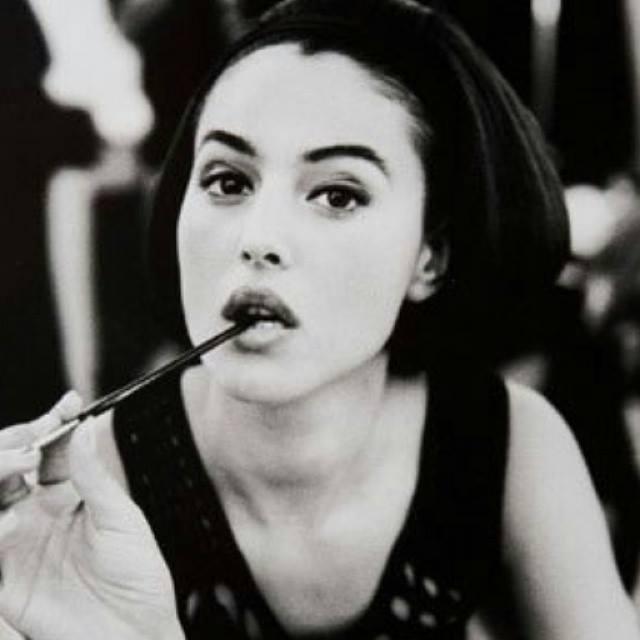Monica Bellucci –piękna wczoraj i dziś