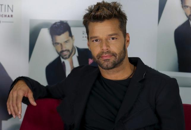Ricky Martin promował swój nowy album w Madrycie