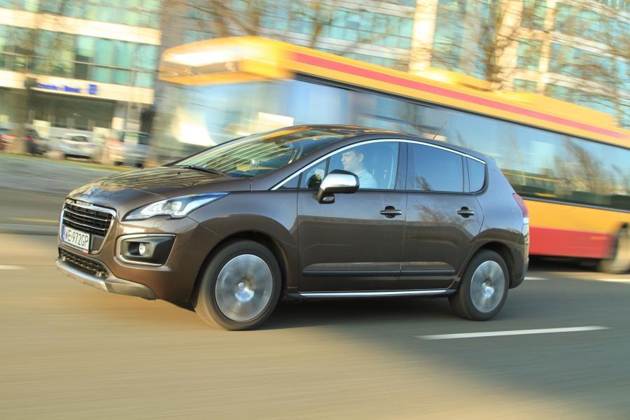 Peugeot 3008 - 5. miejsce w rankingu najmniej awaryjnych używanych samochodów według Warranty Direct