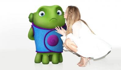 Jennifer Lopez i uroczy Oh