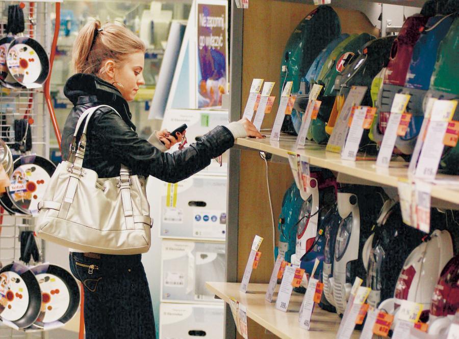 Kasia Tusk kupuje prezenty dla rodziców
