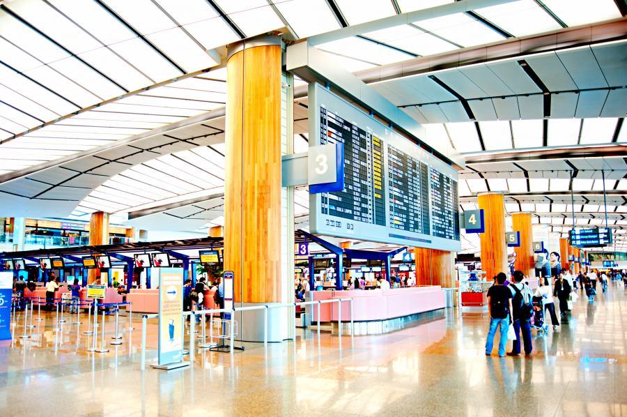 Lotnisko Singapore Changi, Singapur