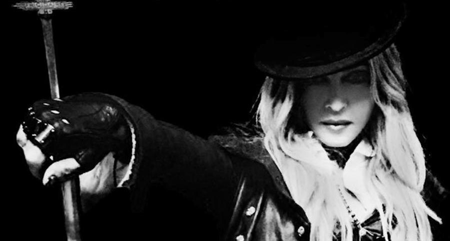 Madonna zapowiada klip do \