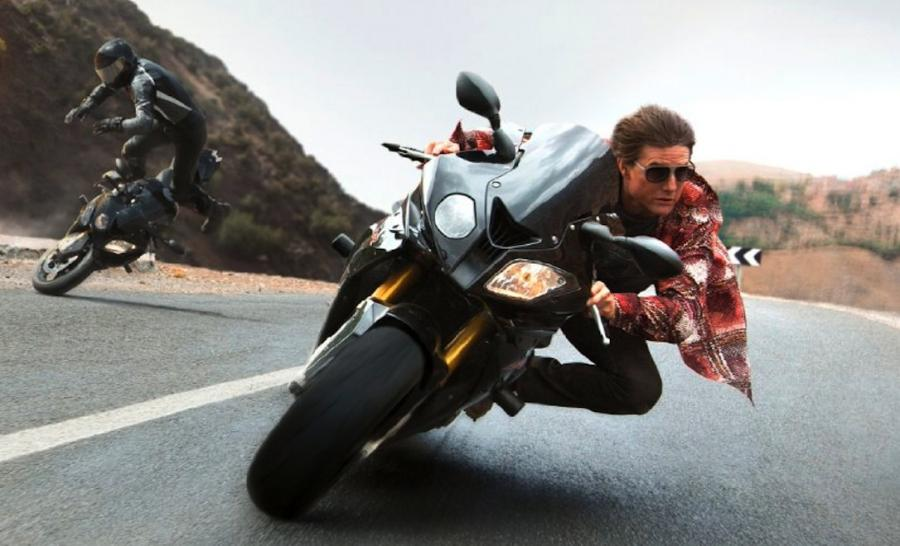 """Mission: Impossible – Rogue Nation"" (premiera: 7 sierpnia)"
