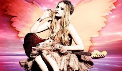 Avril Lavigne na okładce nowego singla