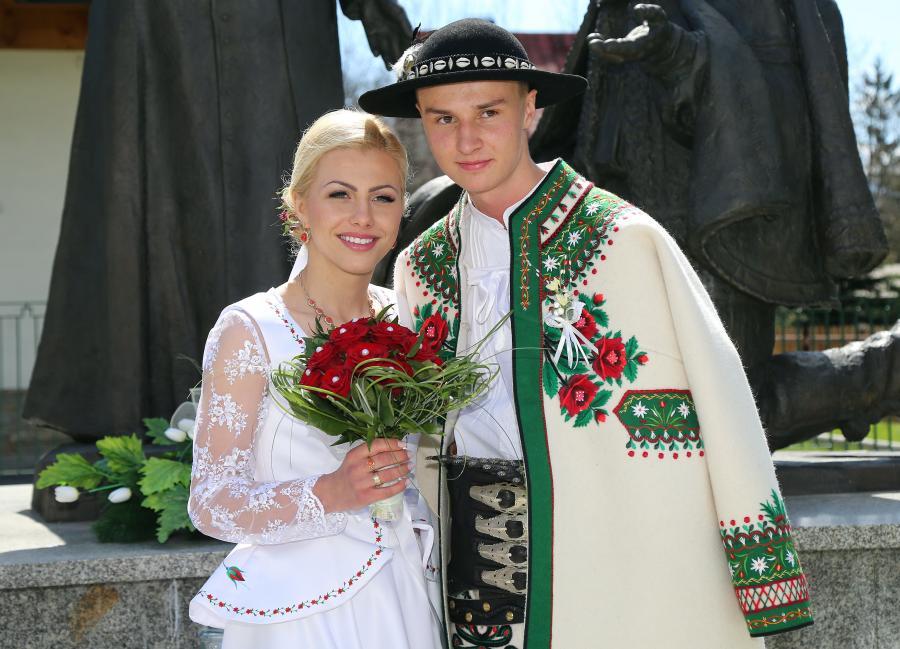 Zdjęcia Góralskie Wesele Klemensa Murańki Skoczek Narciarski