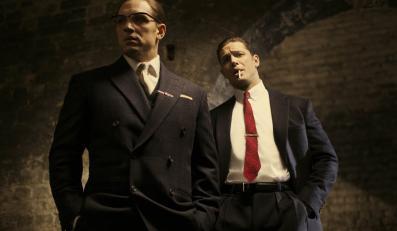 """""""Legend"""": Tom Hardy w podwójnej roli"""