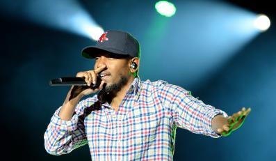Kendrick Lamar na Kraków Live Festival