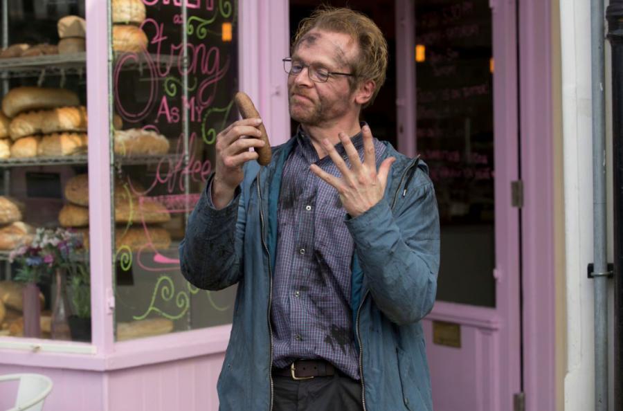 Simon Pegg odkrywa, że kosmici obdarzyli go magicznymi mocami