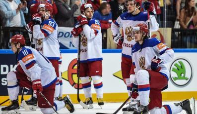 Rosyjscy hokeiści
