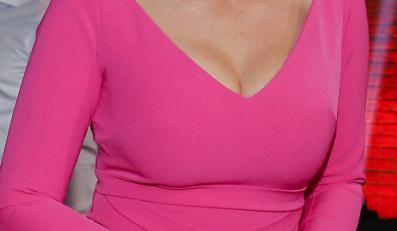 Imponujący biust Ewy Wachowicz