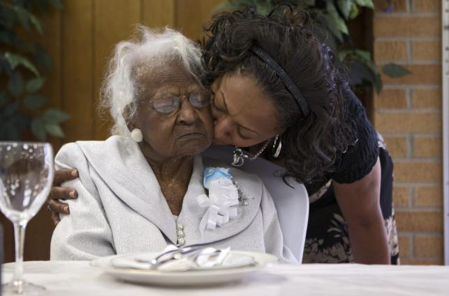 Jeralean Talley, najstarsza osoba na świecie