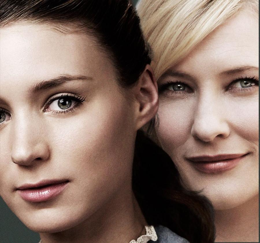 Zakochane kobiety... Rooney Mara i Cate Blanchett