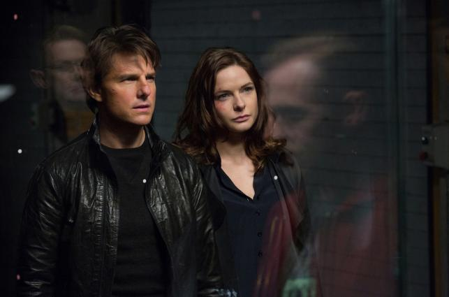 """Czas na """"Mission: Impossible – Rogue Nation"""""""